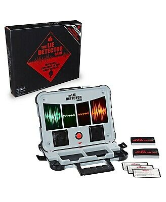 £10.61 • Buy HASBRO The Lie Detector Game Adult Party Game $47 - NIB