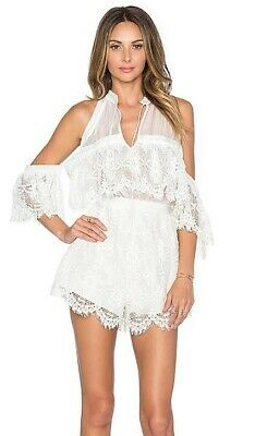 AU50 • Buy Alice Mccall Playsuit Size 8 Better Be Good To Me