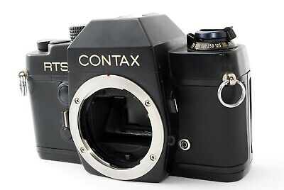 $ CDN162.92 • Buy N MINT Contax RTS 35mm SLR Film Camera Body Black From JAPAN#754969