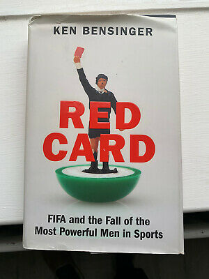 £4.99 • Buy Red Card: FIFA And The Fall Of The Most Powerful Men In Sports By Ken Bensinger