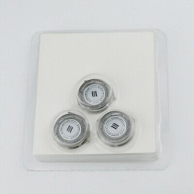 $ CDN7.24 • Buy 3Pcs HQ8 Replacement Heads Dual Precision For Philip Norelco Blades Sunday LhFqQ