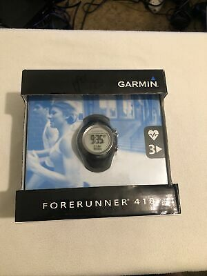 £71.31 • Buy New Garmin Forerunner 410 GPS-Enabled Sports Fitness Watch W/ Heart Rate Monitor