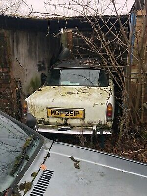 Rover P6 3500s Original And 5 Speed Manual  • 3,495£