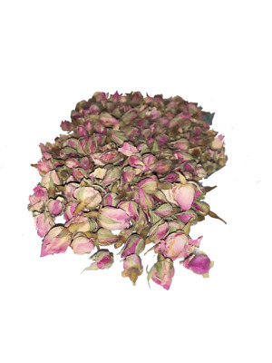 £1.99 • Buy Dried Pink Rose Buds Potpourri Flowers Crafts UK