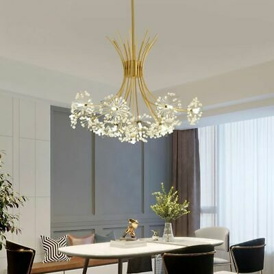 £149.46 • Buy Crystal Chandelier Lighting Led Modern For Dining And Living Room Decorations