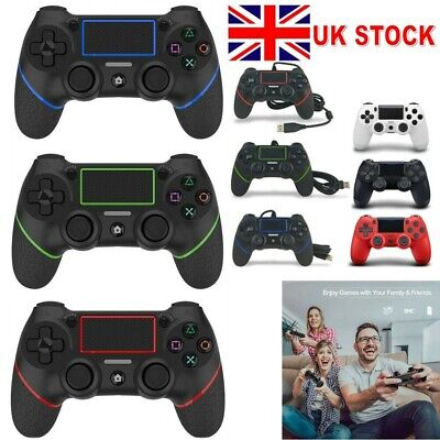 Wireless/Wired Controller Game Console DUALSHOCK 4 Joystick For PlayStation PS4 • 18.79£
