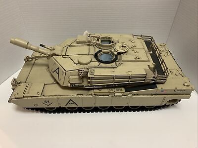 $45 • Buy 2011 Unimax QTA007 Forces Of Valor M1A1 Abrams US Army Military Tank 17