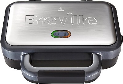 £27.95 • Buy Breville Deep Fill Sandwich Toaster And Toastie Maker With Removable Plates,