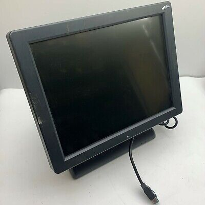 £43.65 • Buy DigiPOS CA15 15  TFT LCD POS Monitor With Stand & 12V Powered USB And VGA Cables