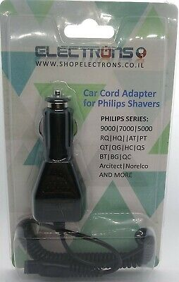AU5.10 • Buy Car Power Adapter USB Charger Cord For Philips Series Norelco Shaver