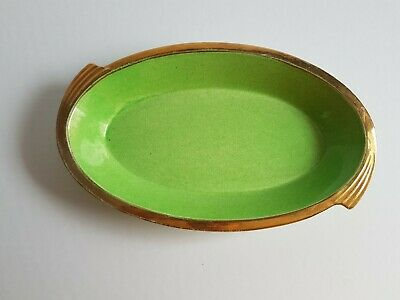 $ CDN15.98 • Buy Royal Winton Grimwades England Long Green Dish Vintage