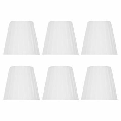 £13.21 • Buy 6Pcs Chandelier Lampshade Wall Lamp Cover Lighting Accessory For Home Bedroom RH