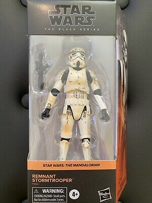 Star Wars The Black Series Remnant Stormtrooper 6 Inch Figure (MIB!) • 29.90£