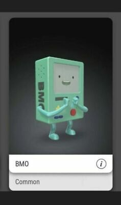 $40 • Buy VeVe NFT - Adventure Time - Beemo, BMO First Appearance - China Region Exclusive