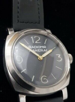 $ CDN29257.77 • Buy Panerai / Rolex 6152-1 Military Vintage Watch