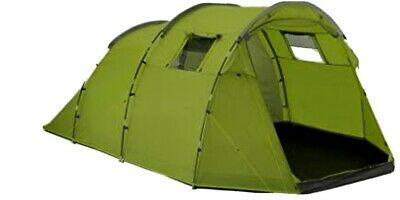 Eurohike Sendero 6 Easy Pitch 6 Person Tent, Green  RRP £250.00  USED ONCE. • 110£