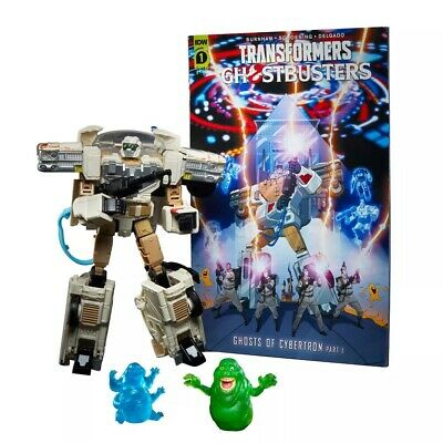 AU99.95 • Buy Transformers Ghostbusters Generations Ectotron Ecto-1