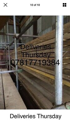 £4 • Buy Scaffold Boards Planks Reclaimed Used Seasoned. Only 3fts Left At The Moment.