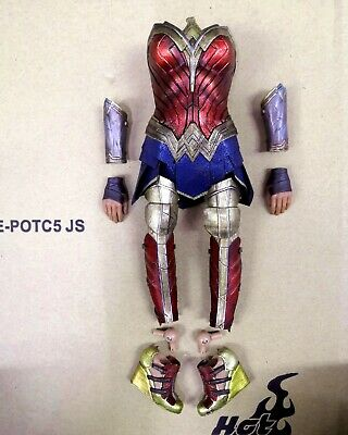 $ CDN168.08 • Buy Hot Toys HT MMS451 1/6 Scale Wonder Woman 3.0 Armor Outfits Figure For 12  Body