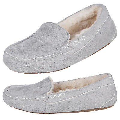 £27.99 • Buy Heat Holders Ladies Moccasin Lightweight Memory Foam Cushioned Soft Slippers