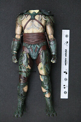 $ CDN160.82 • Buy Hot Toys MMS147 HT 1/6 Scale Tracker Predator Body Figure 12in. Collectible New