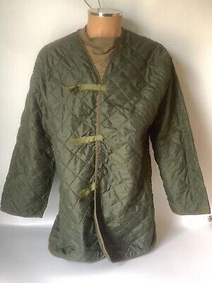 £19.99 • Buy British Army Issue Falklands Parka Liner Quilted Mans 180/112 Grade 1