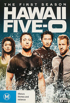 AU35 • Buy 98 New Sealed Hawaii Five-0 (2010): Season 1  DVD Region 4 Rare