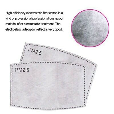 $ CDN1.36 • Buy PM2.5 Material Disposable COVER Filter