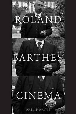 AU160.97 • Buy Roland Barthes' Cinema By Philip Watts (English) Hardcover Book Free Shipping!