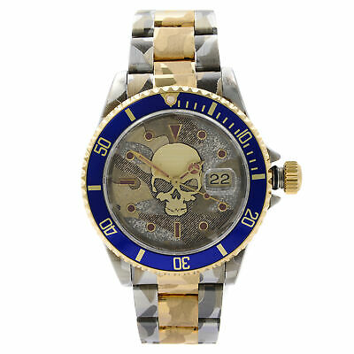 $ CDN11904.15 • Buy Rolex Submariner Steel 18K Yellow Gold Custom Camo Automatic Mens Watch 16613