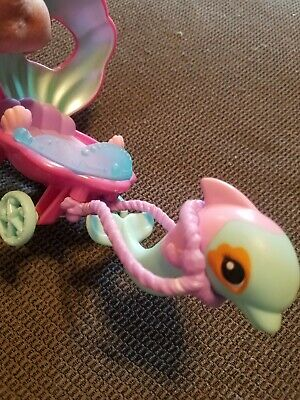 My Little Pony Dolphin Carriage • 7.07£