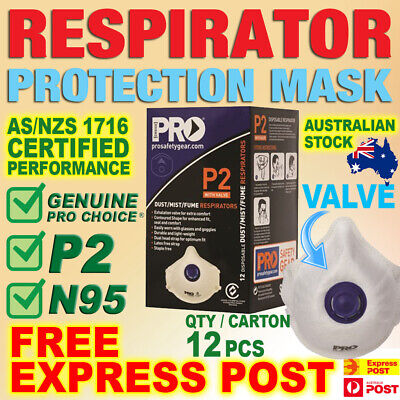 AU49.95 • Buy GENUINE 3M N95 Respirator Valve CoolFlow™ Particulate P2 8511 Protective Mask X5