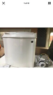 £35.95 • Buy 1 Balmoral Cistern, Low Level, Traditional Lever Style, C1, Inc Cistern Fittings