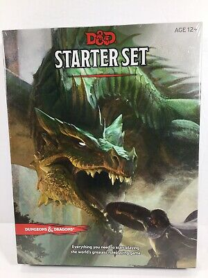 £21.29 • Buy Dungeons And Dragons Starter Set Boxed Set DnD D&D 5E Role Playing Game SEALED