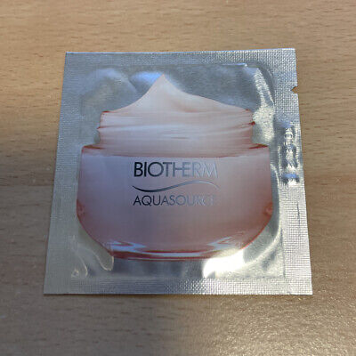 £1.71 • Buy NEW - Biotherm Aquasource Day Cream Continuous Hydration Sample 1ml 0.03oz