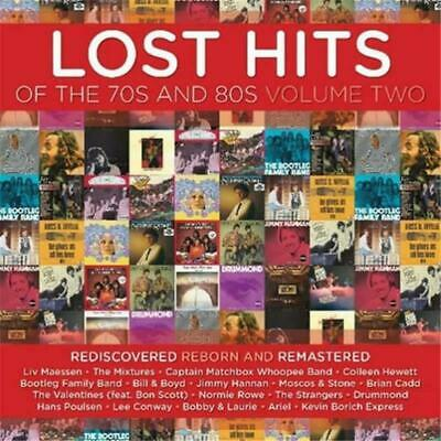 AU15.95 • Buy LOST HITS OF THE 70s AND 80s VOLUME TWO CD NEW Mixtures Brian Cadd Valentines