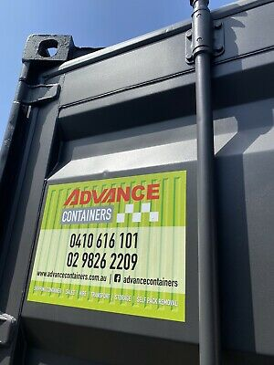 AU3150 • Buy 20ft Shipping Container - Delivery Inc SYDNEY Metro Area
