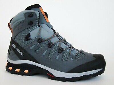 AU192.59 • Buy Salomon Quest WOMENS 4D 3 Gtx Lead / Stormy Weather Hiking Boots 10.5 US