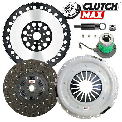 $272.67 • Buy STAGE 2 CLUTCH KIT & CSC SLAVE & PROLITE FLYWHEEL For 05-10 MUSTANG GT 26 Spline