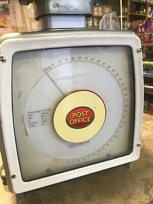 £25 • Buy Royal Mail Post Office Scales By Avery 'Weigh-Tronix'