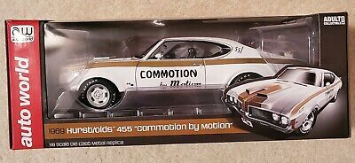 AU167.33 • Buy Autoworld 1969 Hurst/Olds 455 Commotion By Motion