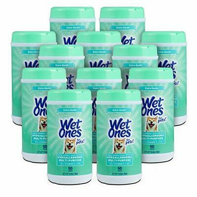 $ CDN69.85 • Buy Wet Ones For Pets Hypoallergenic Multi-Purpose Dog Wipes With Vitamins A C & ...