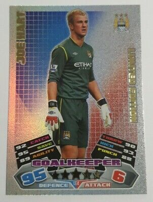 £4.99 • Buy Topps Match Attax Extra 2011/12 - Limited Edition - Joe Hart