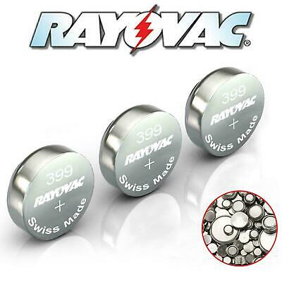 Rayovac Cell Batteries Button Silver Oxide All Size Watch Battery CR2032 377 371 • 1.89£