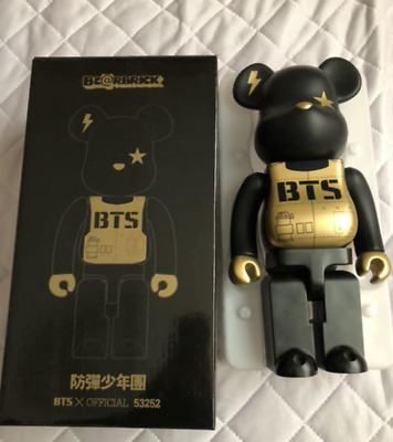 $899.01 • Buy Be@Rbrick BTS Limited Bearbrick 400% Figure Limited Super Rare Exc++ Japan F/S
