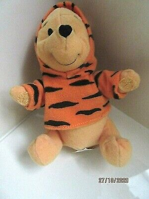 McDonalds-Winnie The Pooh-Tigger's Party-Plush Two Finger Puppet • 3.99£