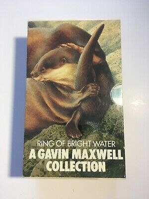 Ring Of Bright Water A Gavin Maxwell Colletion • 28£