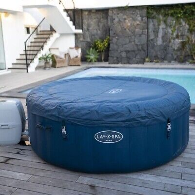 Lay Z Spa Milan 6 Person Smart Hot Tub - Brand New 2021 Edition • 725£