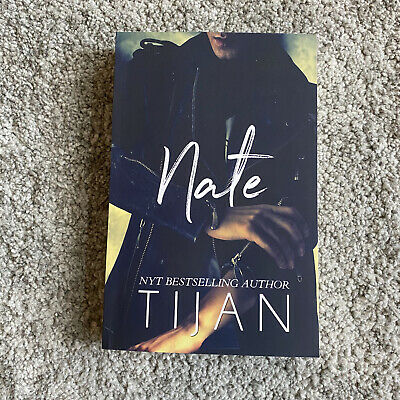 AU11.81 • Buy Nate By Tijan - Fallen Crest Series - Nate Monson - NYT Bestselling Author