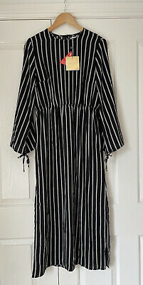 AU19.90 • Buy Asos Midi Dress - Long Sleeve - Size 14 - New With Tags RRP $99.00